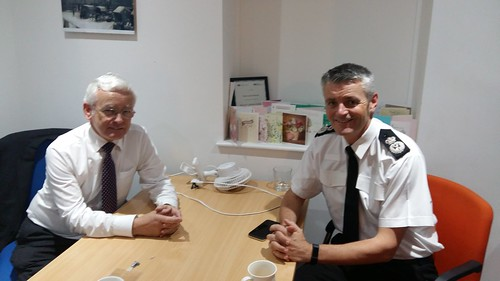 Meeting with Chief Constable | by martin.vickers