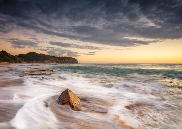 2M9A4507  - Sunrise Turimetta Beach