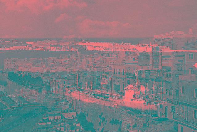 Valletta / multiXposure / Rollei RPX 400 negative film