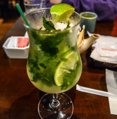 Tokyo Dining mojito Epcot | by gamecrew7