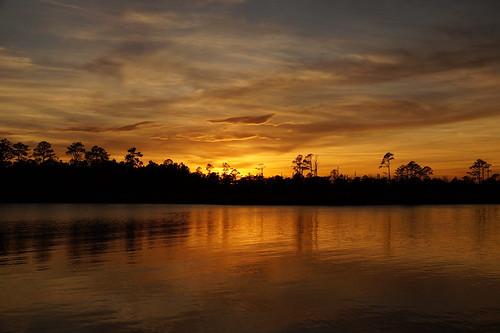 sunset cloudsstormssunsetssunrises spectacularsunsetsandsunrises northcarolina northwestcreek fairfieldharbour sony sonya58 sonyphotographing