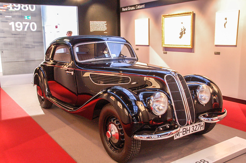 1938 BMW 327-28