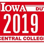 Central License plate