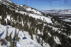 Aerial Tram at Jackson Hole Resort