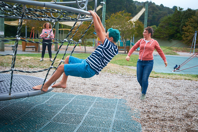 Maidstone Park Playground 21