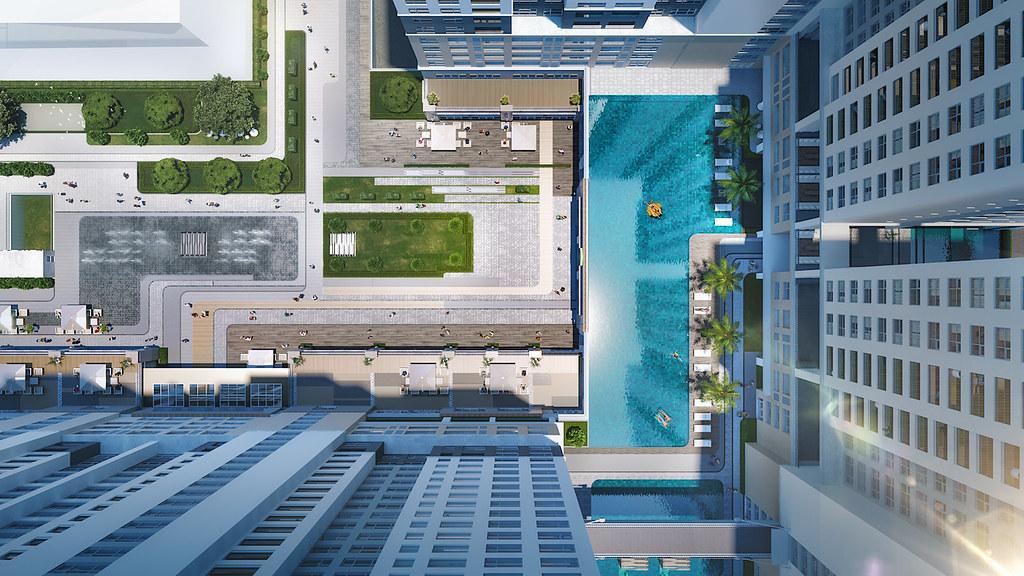 Grand Manhattan Novaland - Toà cao ốc tráng lệ quận 1 5