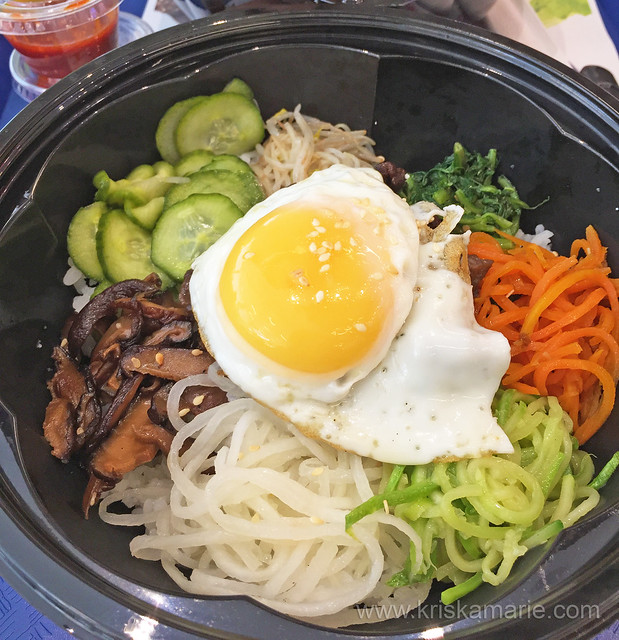 Bibimbap from Koryo Korean BBQ