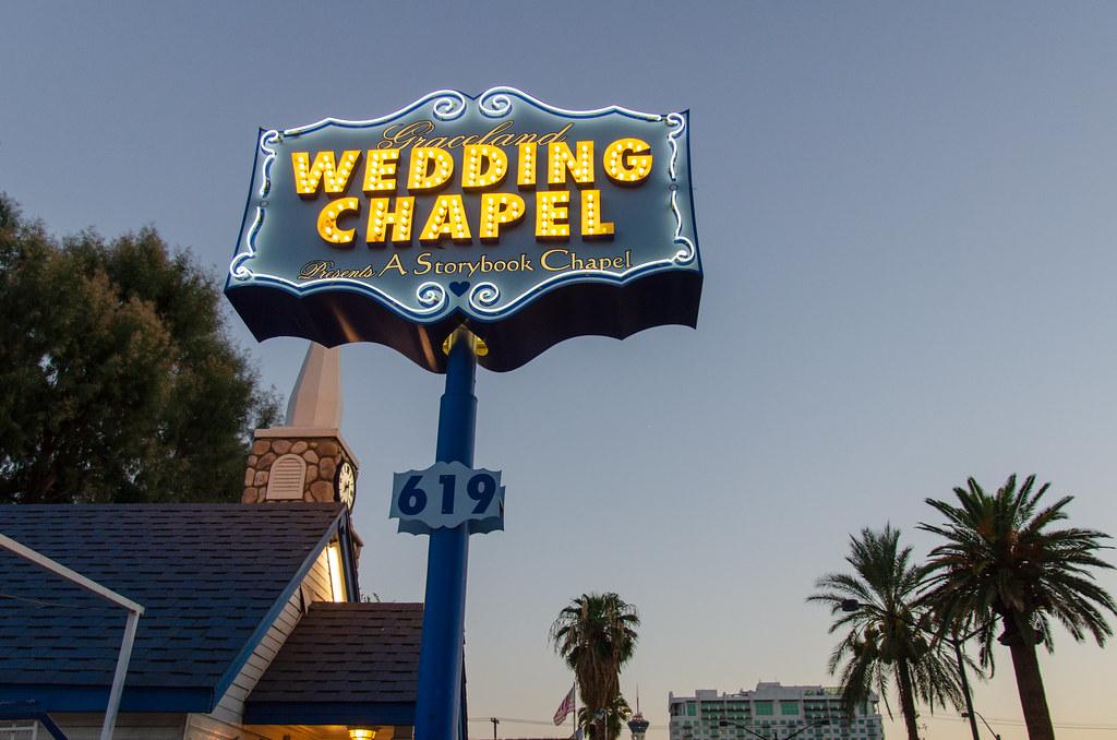 Graceland Chapel - Las Vegas
