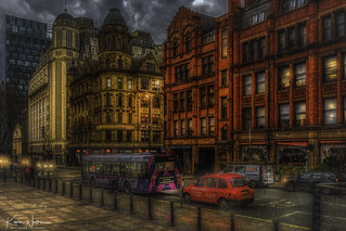 Peter Street, Manchester | by Kev Walker ¦ 10 Million Views..Thank You