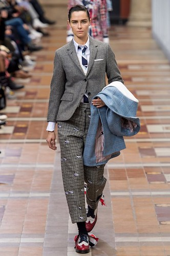 Thom Browne Womenswear Fall/Winter 2019/2020 37