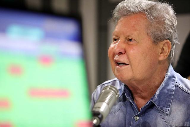27.12.2018 Prefeito Arthur Virgílio Neto participa de entrevista na Rádio Difusora