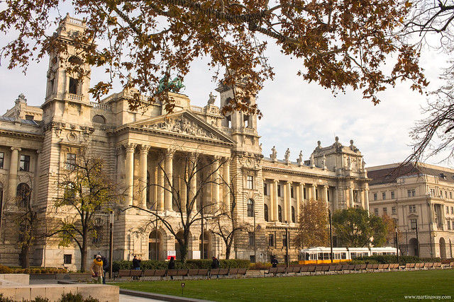 Museo Etnografico di Budapest, film girati a Budapest