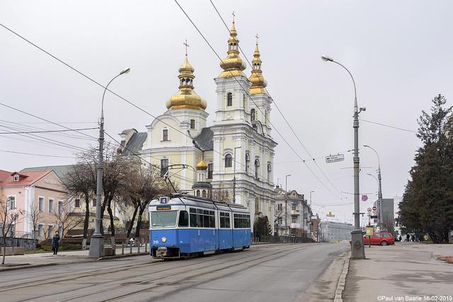 Vinnytsja (Ві́нниця) – Mirage 310, 16-02-2019