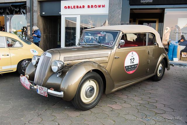 Lancia Aprilia Cabriolet - 1937