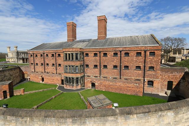 Victorian Prison, Lincoln Castle