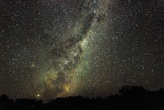 The Milkway rising over Uralla NSW AUSTRALIA | by Michael @ mcmahons