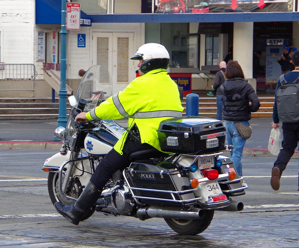 Harley Davidson San Francisco >> Harley Davidson S F P D San Francisco Ca Seen Here At