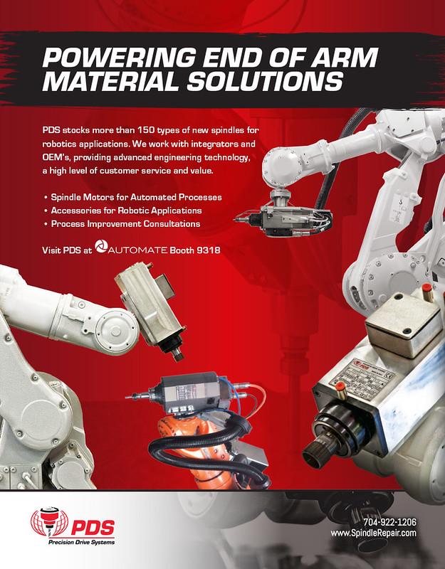 PDS Robotics Ad