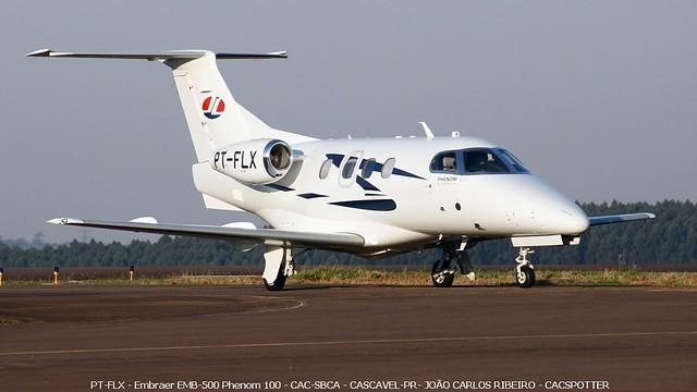 PT-FLX - Embraer EMB-500 Phenom 100