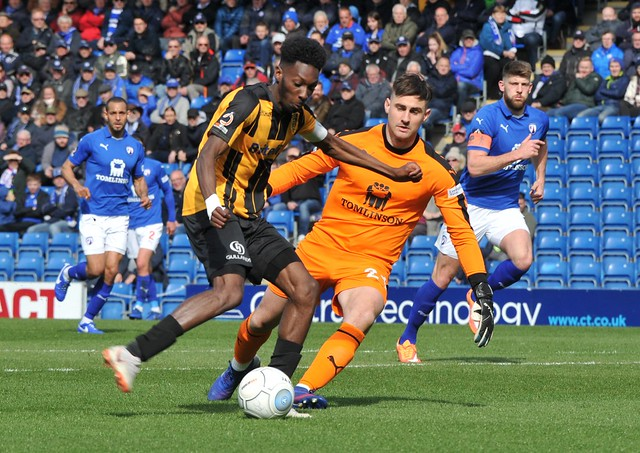 VNL: Chesterfield 4-1 Maidstone United