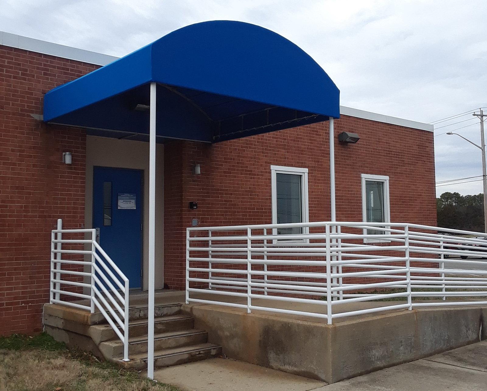 Entrance-Canopy-Building