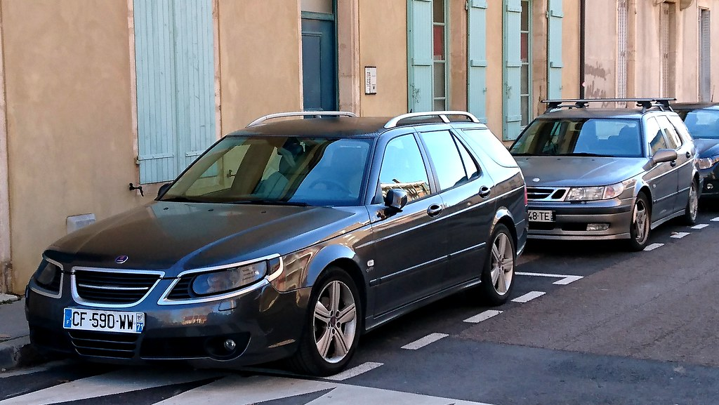 2008 Saab 9 5 Break 1 9 Tid Turbo 150ch Griffin 2001 Saa Flickr