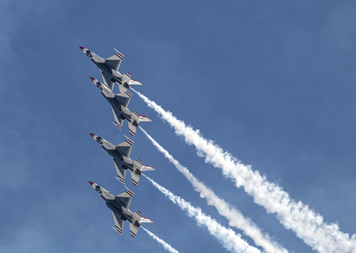 Thunderbirds in the Loop