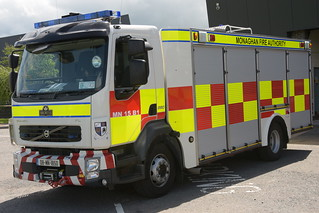 Monaghan Fire Authority 2008 Volvo FLL280  Browns ET 08MN1850 | by Shane Casey CK25