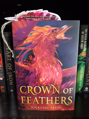 Crown of Feathers 2   by cjgarcia4610