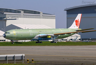 F-WWKJ Airbus A330 Neo Lion Air