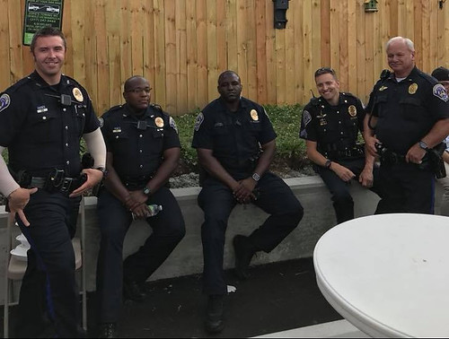 OSCNA Block Party | by speedwaycommunitypolicing