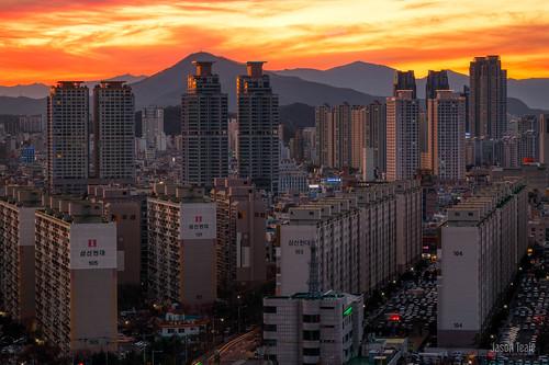 landscape asia travel teale ulsan southkorea cityscape canon tourism korea