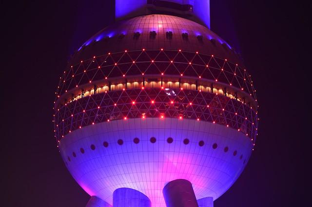 Shanghai - Ballsy ;-)