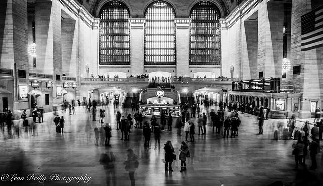 Grand Central Station Mono
