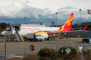 7451 62182 B-209L 737-8 Hainan Airlines | by 737 MAX Production
