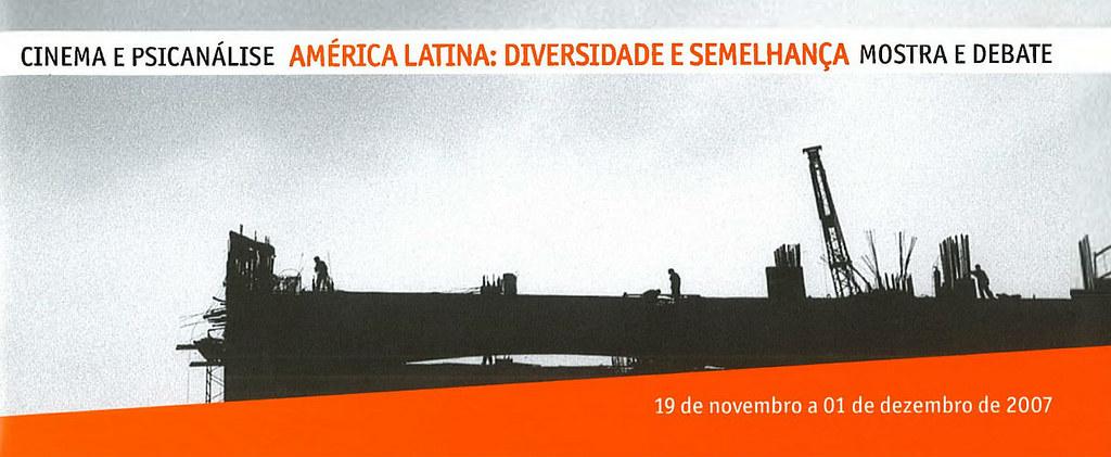 Cinema e Psicanálise - América Latina: Diversidade e Semelhança