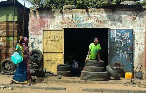 Gambia- Brikama   by venturidonatella