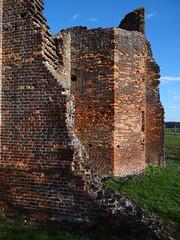 Someries Castle, Luton, Bedfordshire.