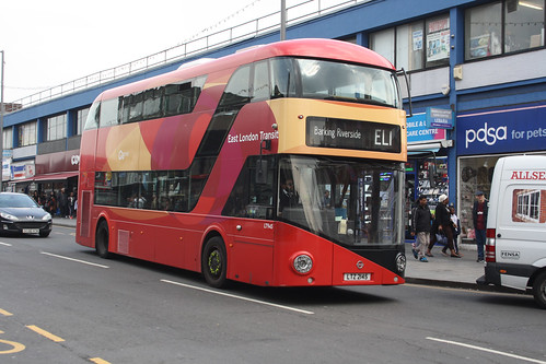 Go-Ahead London LT945 LTZ2145