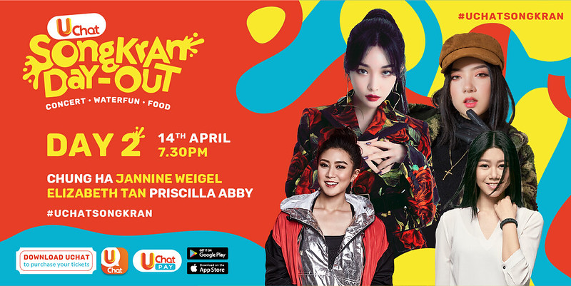 Uchat Songkran Day-Out 2019