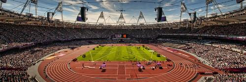 UK - London 2012 - Olympic Park - Stadium_panorama_DSC9062