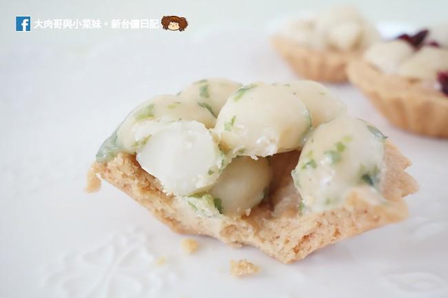 樂東菓子 台北夏威夷豆塔 伴手禮 三節禮品 (17)