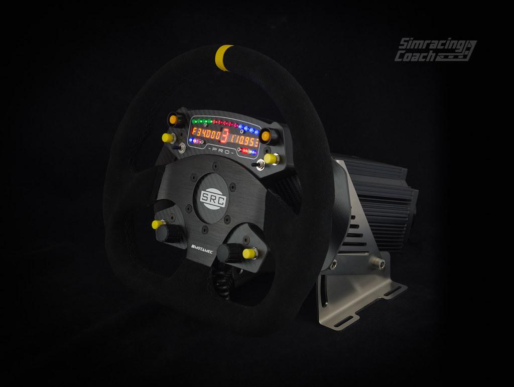 Sim Racing Coach GT1 Pro Wheel 4