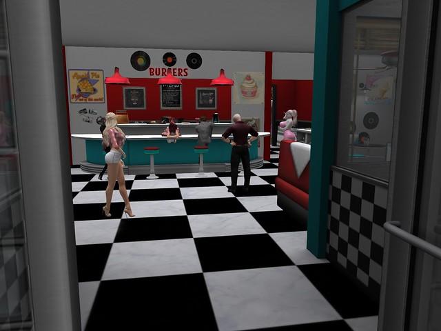 01-25-19 Fellatio Friday - Vintage Diner