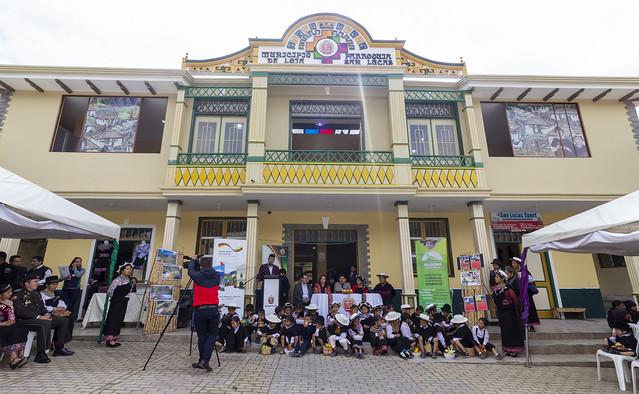 Inauguración de la operadora de turismo  'Akakana Experience, Turismo con Identidad' en la parroquia de San Lucas