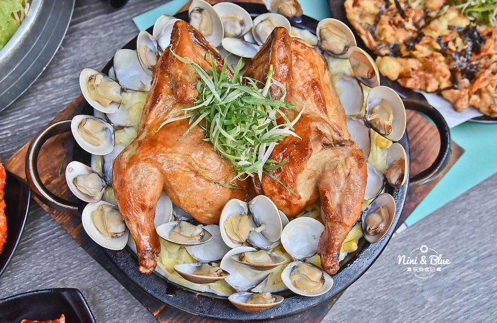 台中韓式料理 O八韓食 中科美食12