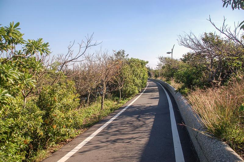 新竹市17公里海岸觀光帶自行車專用道 3