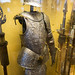 Suit of embossed armour