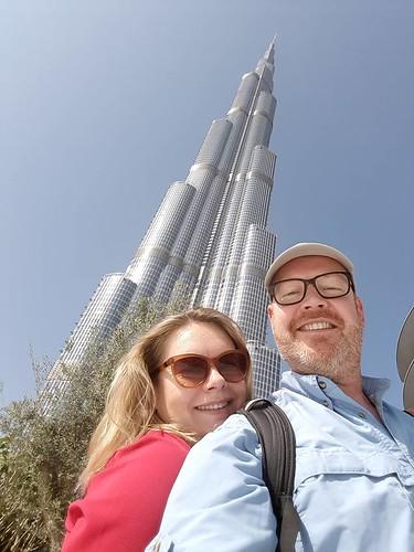 Burj Khalifa met ons