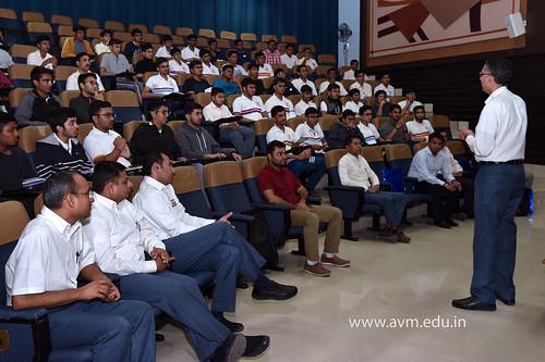 Info Session with Shiv Nadar University (21) | by Atmiya Vidya Mandir